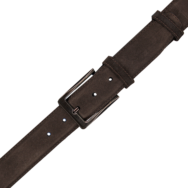 Brown FLORIS VAN BOMMEL Belt 75153 - large