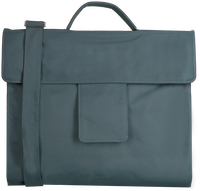 Blue MYOMY Laptop bag MY HOME BAG BUSINESS  - medium
