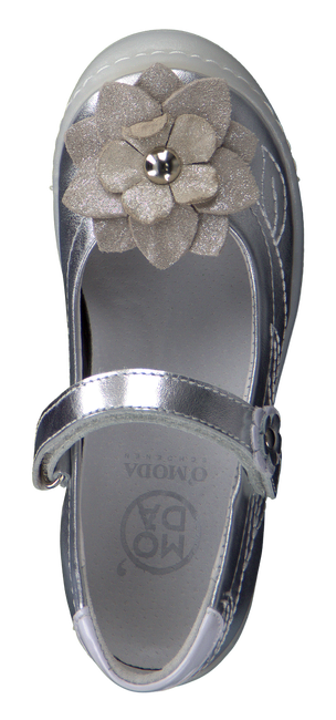 Silver OMODA Ballet pumps 5986 - large