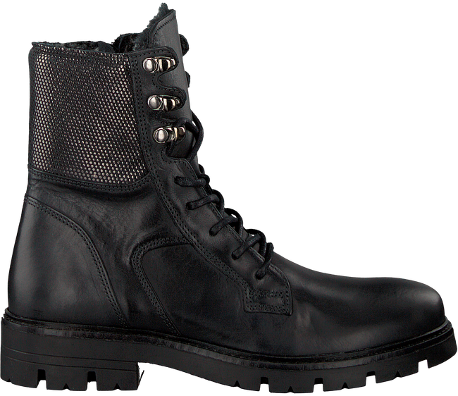 Black GIGA Lace-up boots 9702 - large
