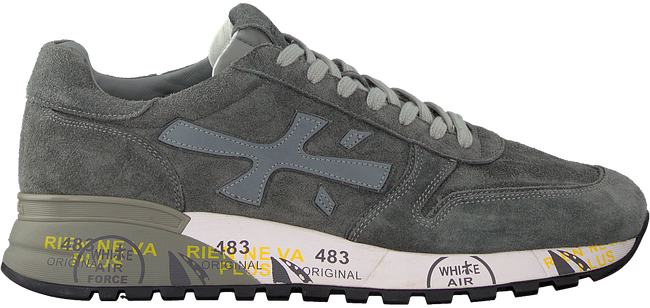 Grey PREMIATA Low sneakers MICK  - large