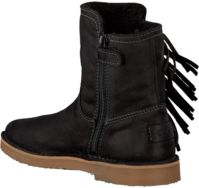 Black GIGA High boots 8671 - large