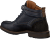 Blue AUSTRALIAN Lace-up boots CONLEY - small