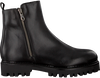 Black ROBERTO D'ANGELO Classic ankle boots BASCO - small