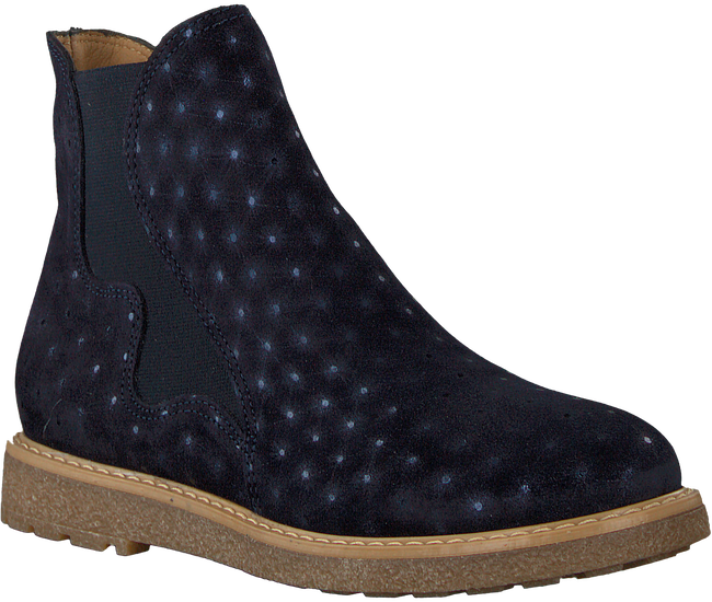 Blue UNISA Booties NOTUL_HE - large