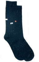 Blue Alfredo Gonzales Socks SPECKLED COTTON  - medium