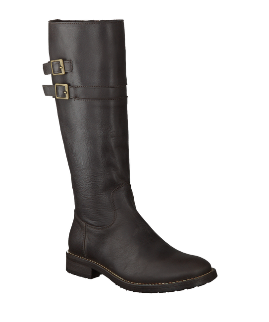 Brown HIP High boots H1683 - large