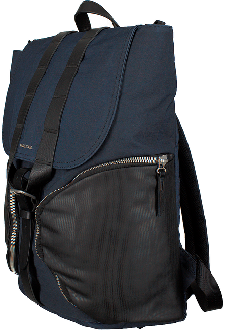 Blue DIESEL Backpack XPLORATION - large