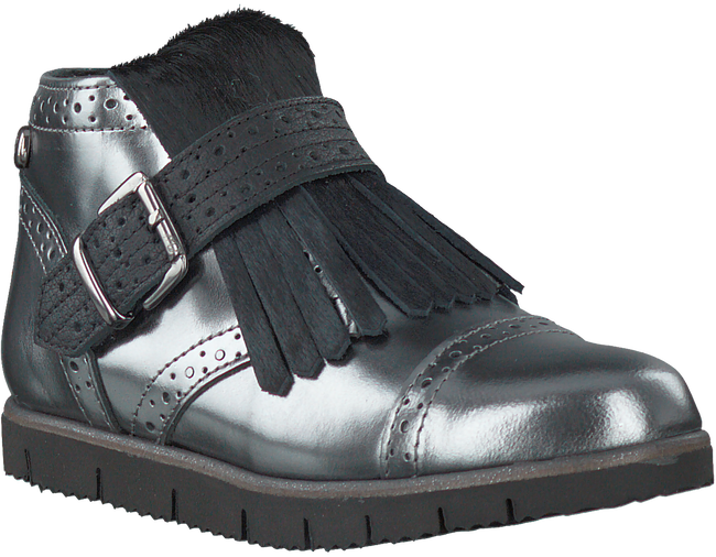 Silver PINOCCHIO Ankle boots P1078 - large