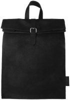 Black LAAUW Backpack BACKPACK NINE STREETS  - medium