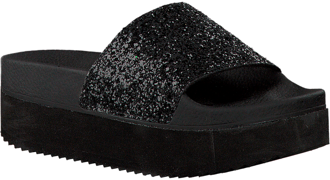 Black THE WHITE BRAND Flip flops HIGH BEACH - large