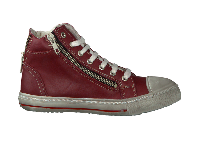 Red OMODA Sneakers 289937 - large