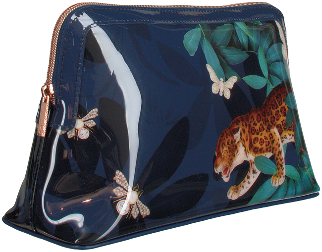 Blue TED BAKER Toiletry bag LIBERT  - large