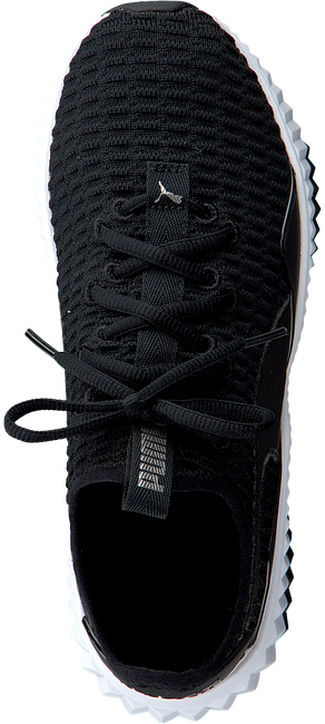 Black PUMA Sneakers DEFY WMN - large