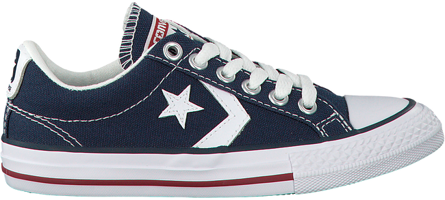Blue CONVERSE Sneakers STAR PLAYER EV OX KIDS - large