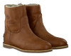 Cognac SHABBIES Booties 202024 - small
