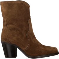 Taupe VIA VAI Booties ANIKA CLIFF  - medium