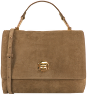 Brown COCCINELLE Handbag LIYA 1801  - medium
