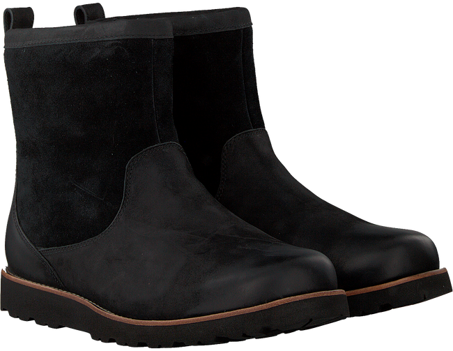 Black UGG Classic ankle boots HENDREN  - large