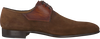 Cognac MAGNANNI Business shoes 19504 - small