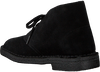 Black CLARKS Lace-up boots DESERT BOOT DAMES - small