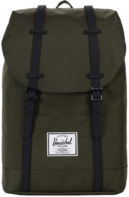 Blue HERSCHEL Backpack RETREAT - large