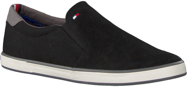 Black TOMMY HILFIGER Slip-on sneakers ICONIC  - large