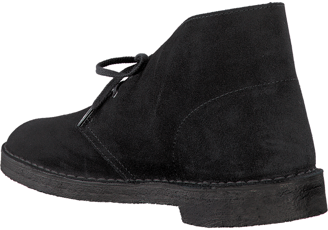 Black CLARKS Ankle boots DESERT BOOT HEREN - large