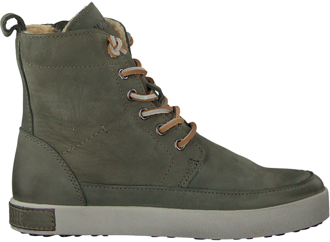 Green BLACKSTONE Lace-up boots CK01 - large
