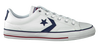 White CONVERSE Sneakers STAR PLAYER OX - small