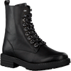 Black OMODA Lace-up boots LPLEAF  - small