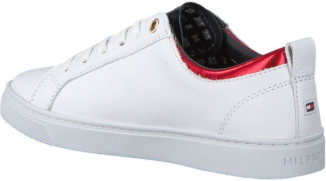 White TOMMY HILFIGER Sneakers CITY SNEAKER  - large