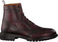 Cognac GROTESQUE Lace-up boots TRIPLEX 4  - medium