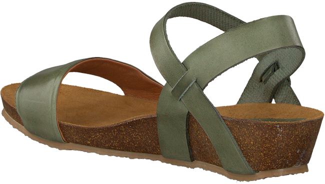 Green RED RAG Sandals 79198  - large