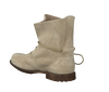 Beige OMODA Ankle boots JESSY 111 - small