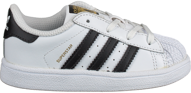 White ADIDAS Sneakers SUPERSTAR I - large