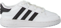 Black ADIDAS Low sneakers TEAM COURT EL I  - medium