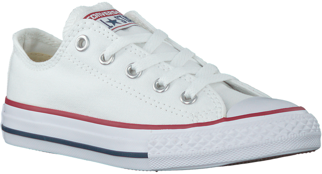 White CONVERSE Sneakers CTAS OX KIDS - large