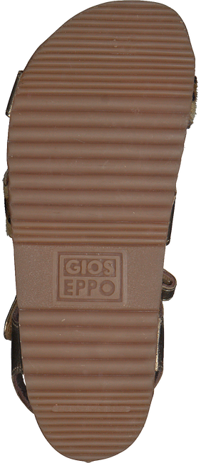 Gold GIOSEPPO Sandals 43775 - large