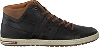 Black BJORN BORG Sneakers CURD MID M - medium