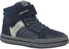 Blue GEOX Sneakers J64A4A - small