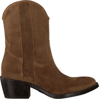 Taupe VIA VAI Booties KAMILA STAGE  - medium