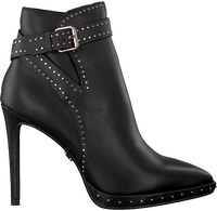 Black LOLA CRUZ Booties 112T10BK  - medium
