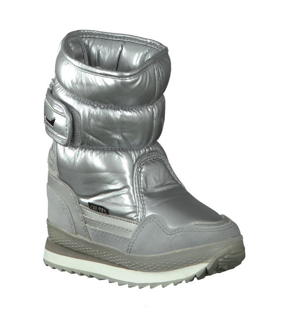 Silver CELTICS Fur boots 2608 - large
