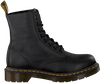 Black DR MARTENS Lace-up boots PASCAL - small