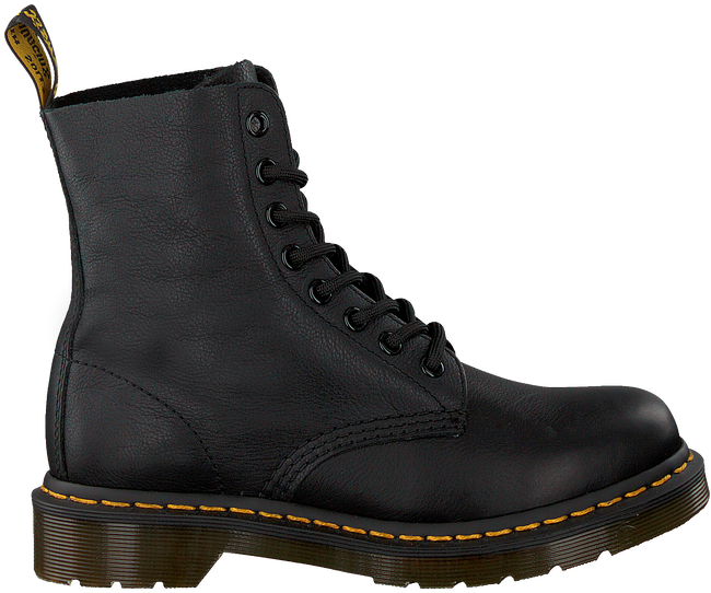 Black DR MARTENS Lace-up boots PASCAL - large