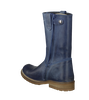 Blue HIP High boots 31011 - small