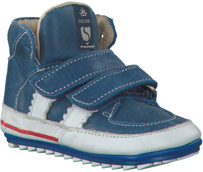 Blue SHOESME Baby shoes BP6W011 - large