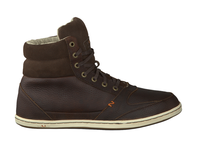 Brown HUB Sneakers EXPRESS L - large