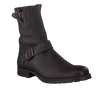 Brown OMODA High boots 80049 - small